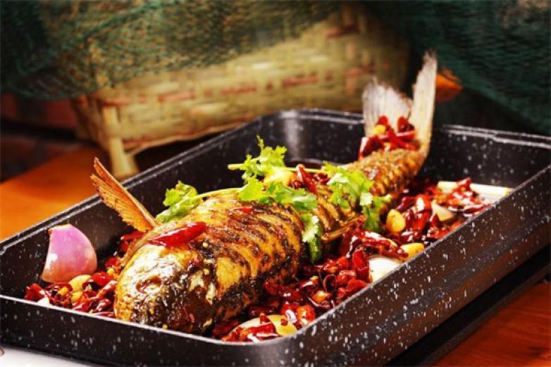 鱼当道烤鱼加盟