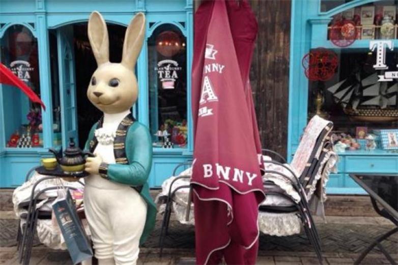 布兰兔的茶加盟