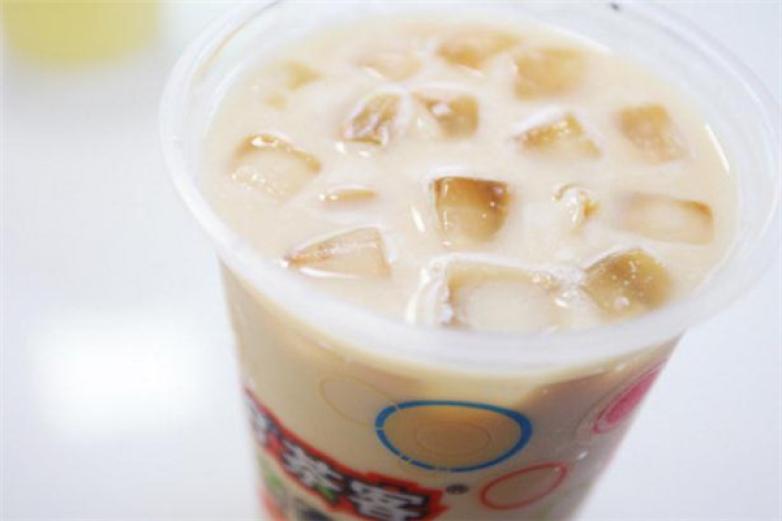零下8度奶茶加盟