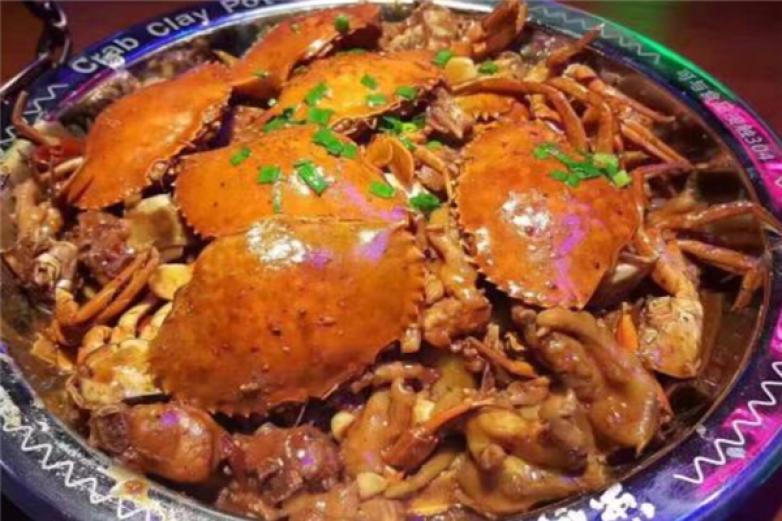 蛮横肉蟹煲加盟