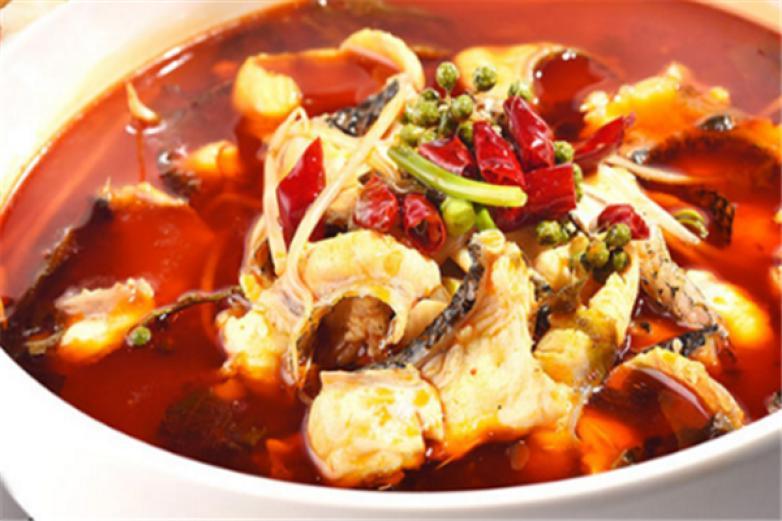 椒颜酸菜小鱼加盟