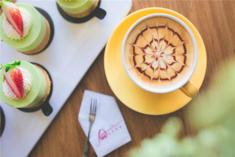漫时光咖啡加盟