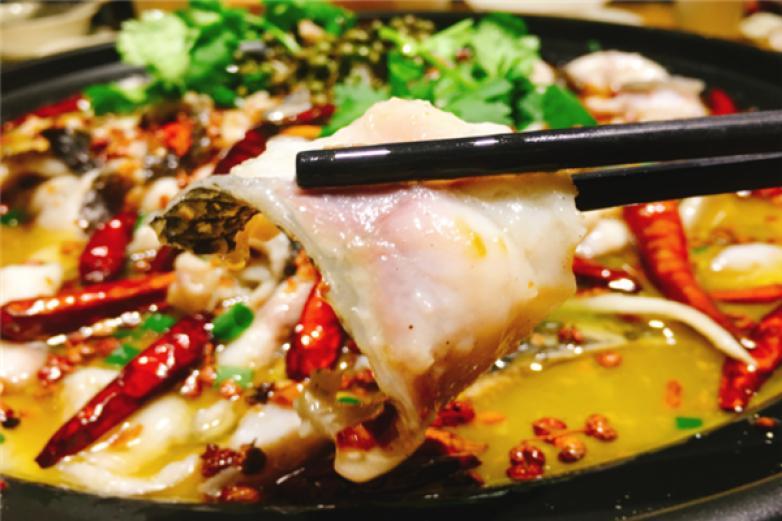 美人鱼酸菜鱼加盟