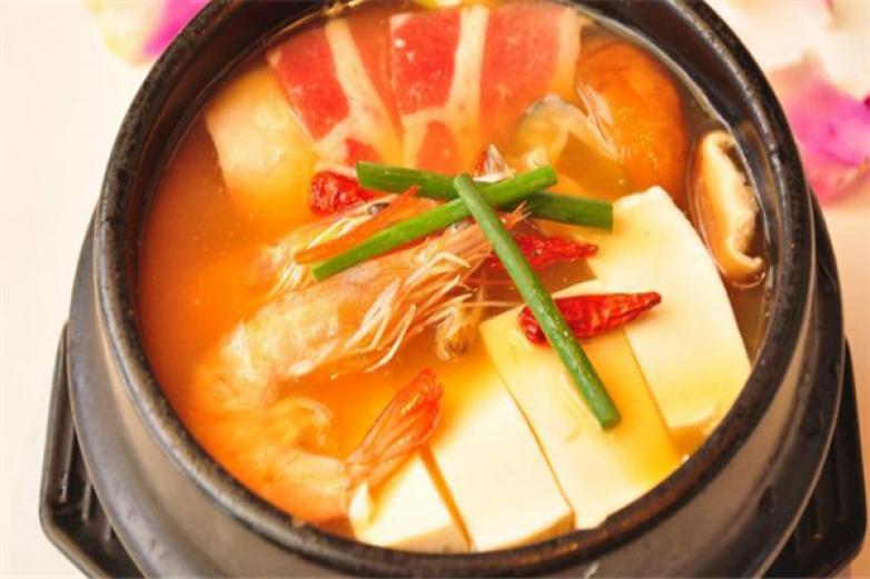 无极花韩国料理加盟