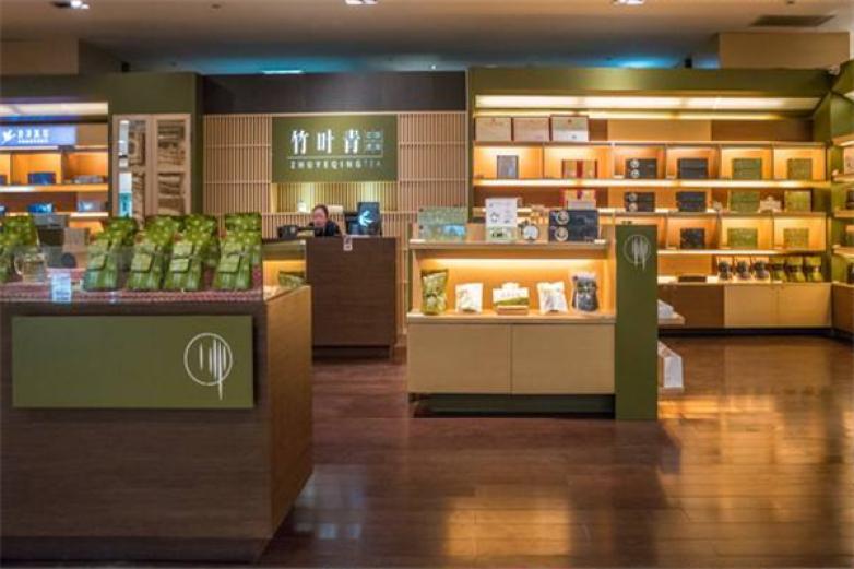 竹叶青绿茶加盟