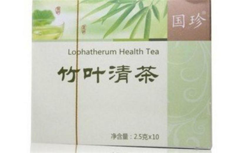 竹叶清茶加盟