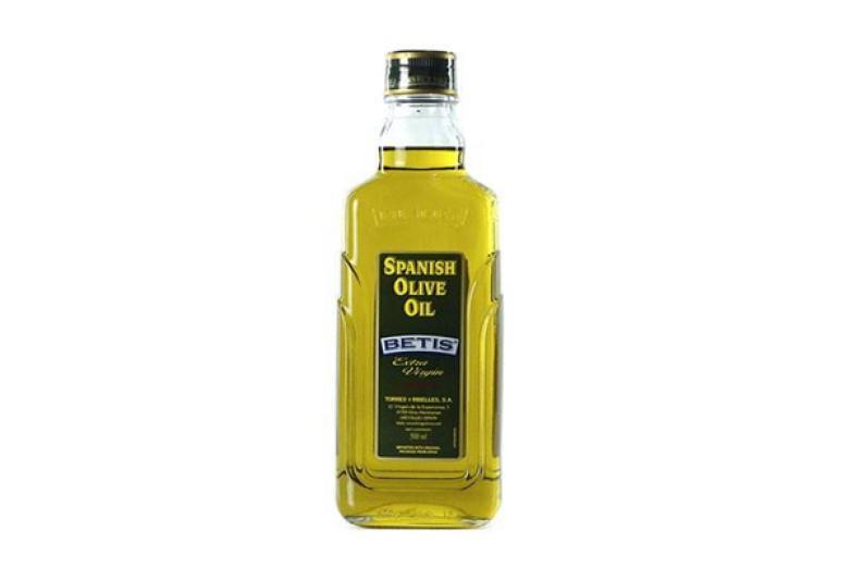 贝蒂斯橄榄油加盟