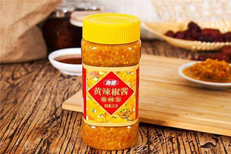 海南黃燈籠辣椒醬加盟