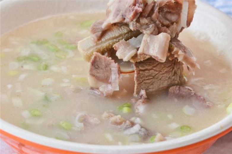 东道庄牛肉汤加盟