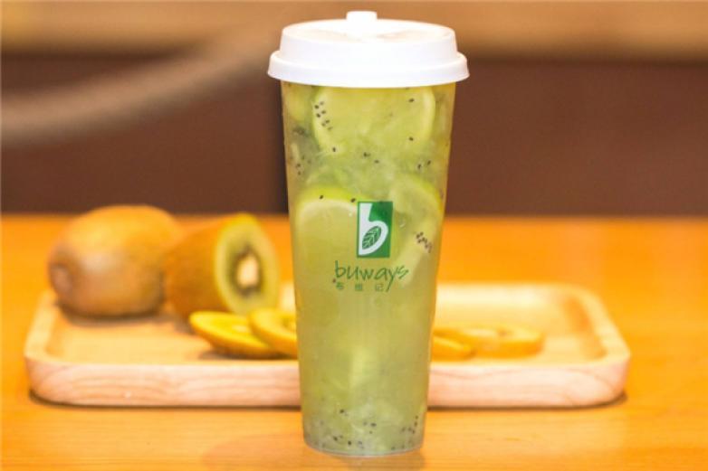 布维记奶茶加盟