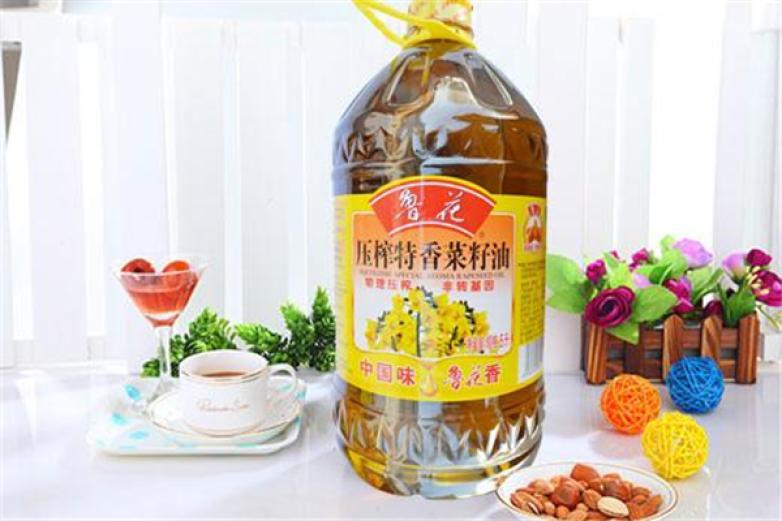 鲁花菜籽油加盟