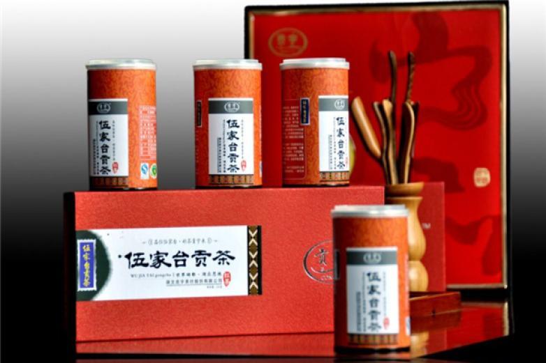 伍家台贡茶加盟