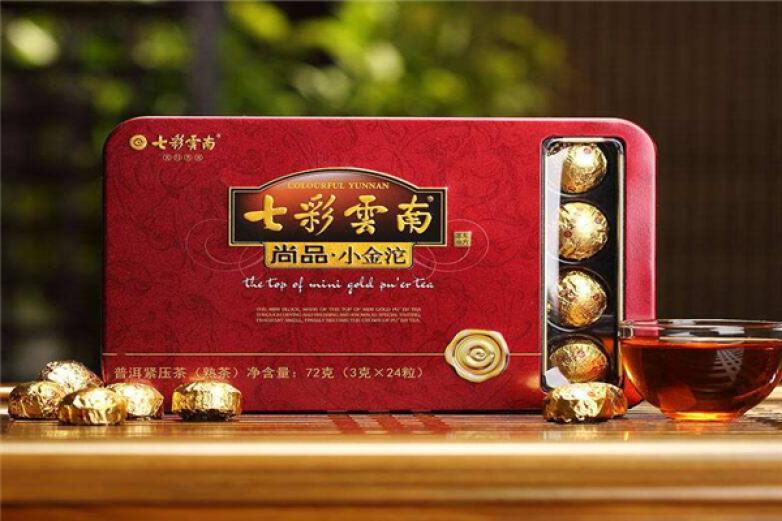 七彩云南普洱茶加盟