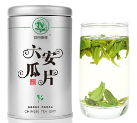 六安瓜片茶