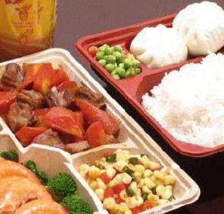 客必來中式快餐