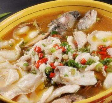 屏山酸菜魚