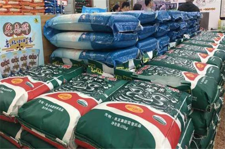光明米业加盟