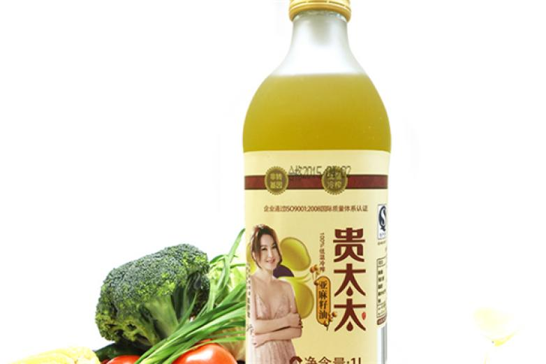貴太太茶油加盟