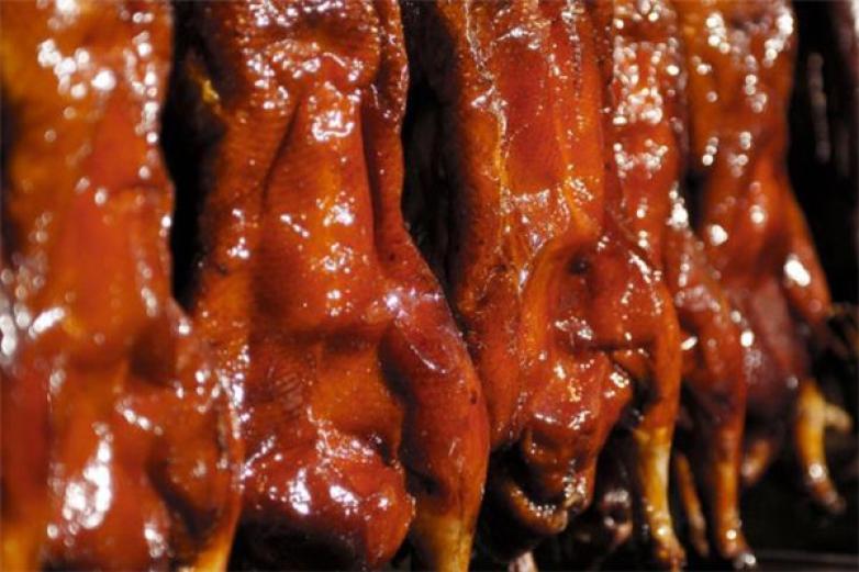 华馨园北京烤鸭加盟