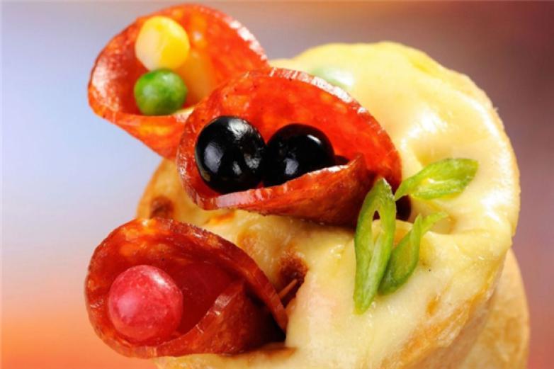 卷筒披萨加盟
