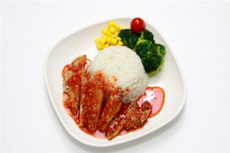 臺灣雞排飯加盟