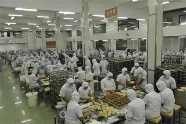金九饼业加盟