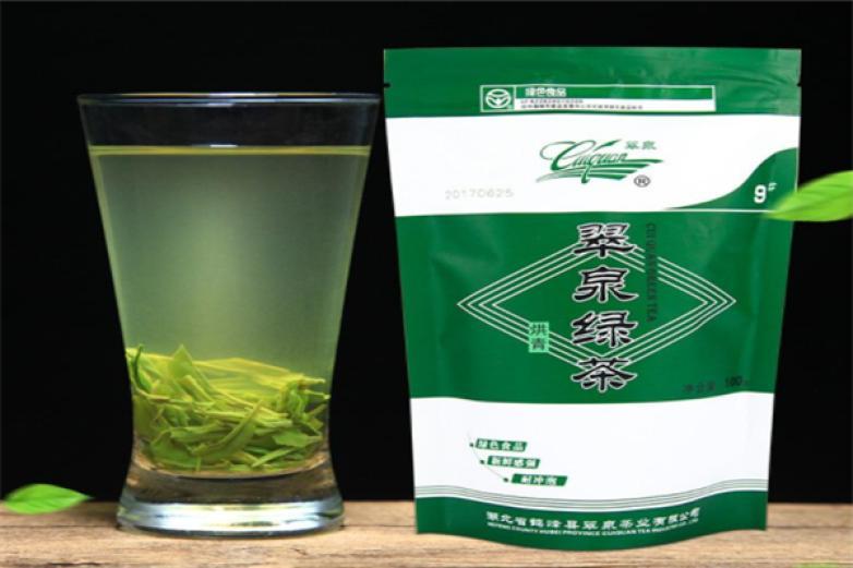 翠泉绿茶加盟