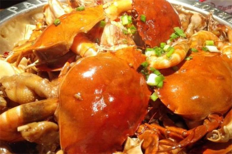 天虹肉蟹煲加盟