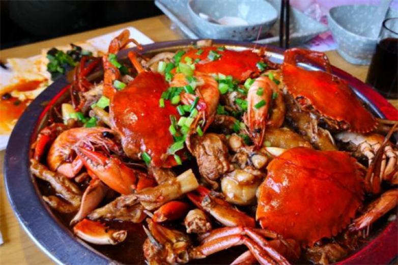 蟹幫主肉蟹煲飯加盟