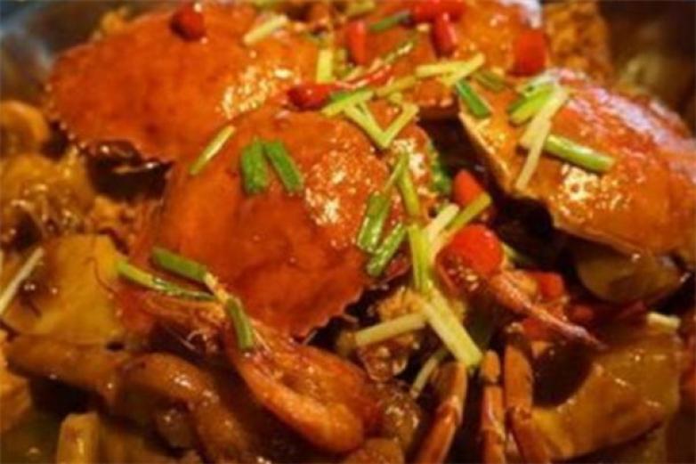 下吕浦肉蟹煲加盟