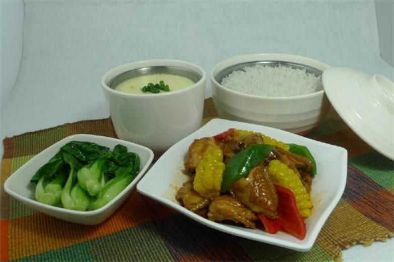客必來中式快餐加盟