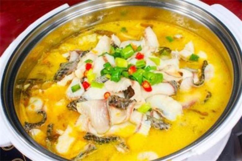 巴蜀酸菜鱼加盟