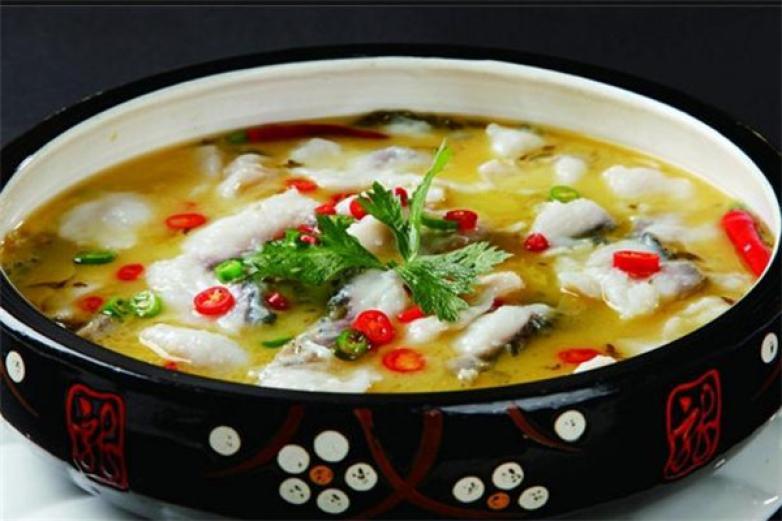 友家酸菜鱼加盟