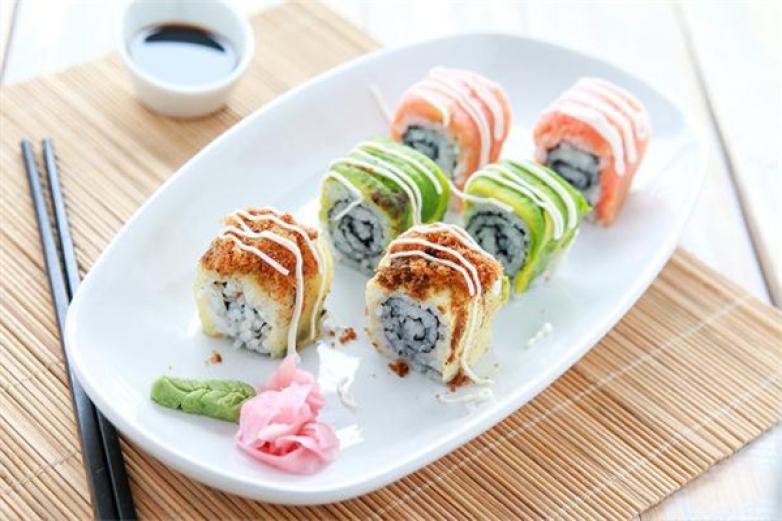 赶点寿司加盟