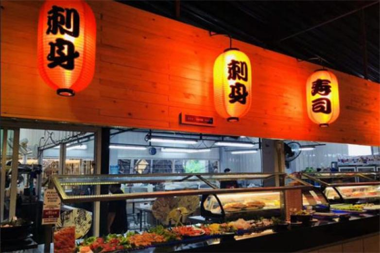 日式自助餐加盟