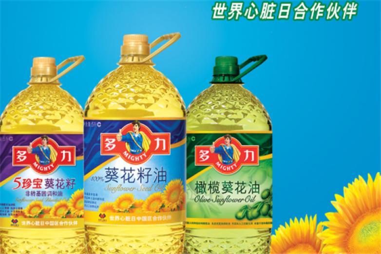 多力菜籽油加盟