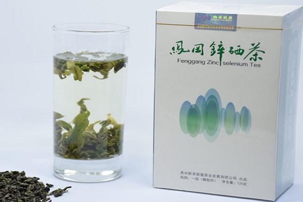 鳳岡鋅硒茶多少錢一斤