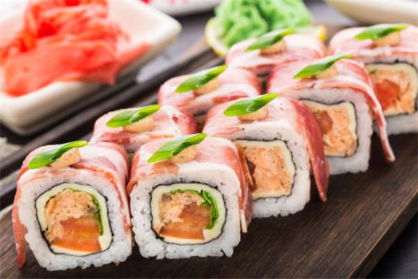 加盟嘿爱你寿司怎么样
