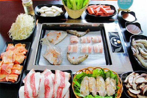 汉釜宫韩式烤肉怎么加盟