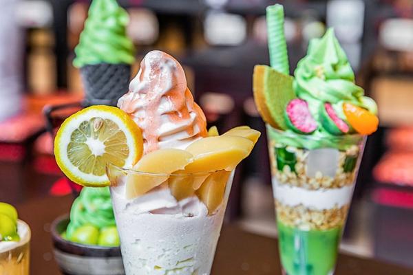 怎么做芭菲冰淇淋