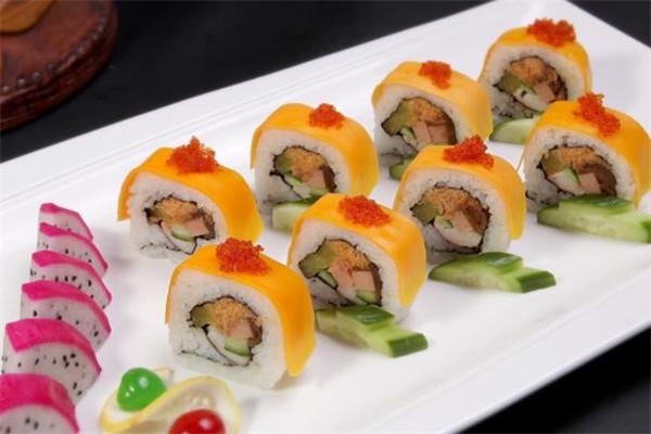 加盟花道寿司多少钱