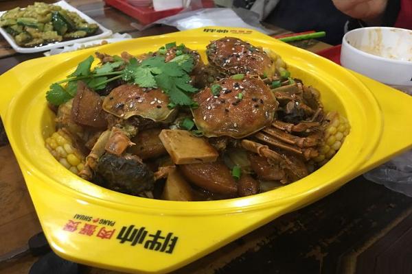 胖帅肉蟹煲加盟条件