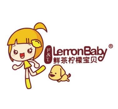 鲜茶柠檬宝贝奶茶