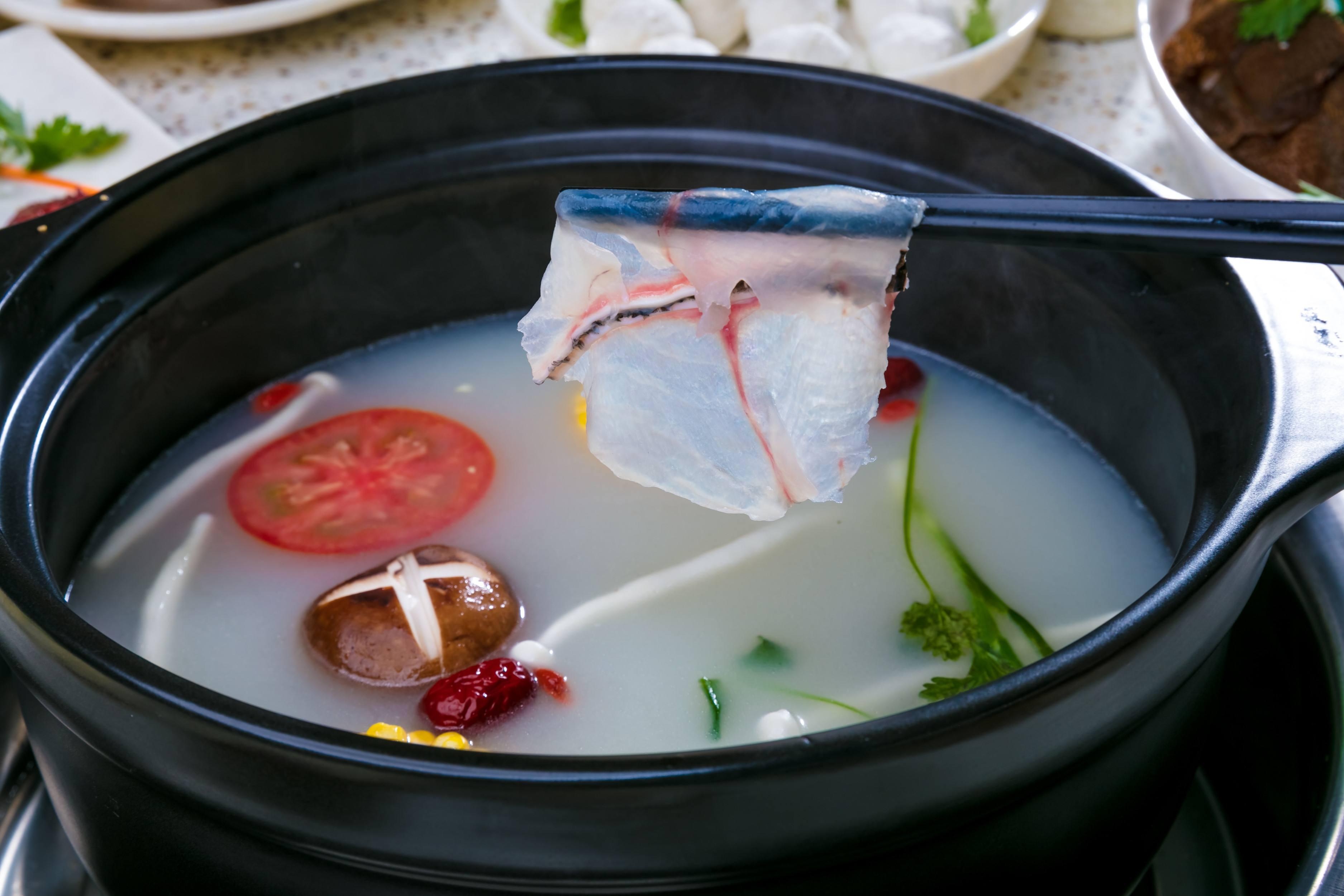 斑鱼庄火锅