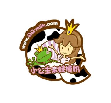 小公主亲蛙撞奶