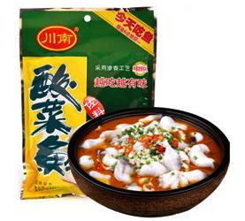 川南酸菜魚