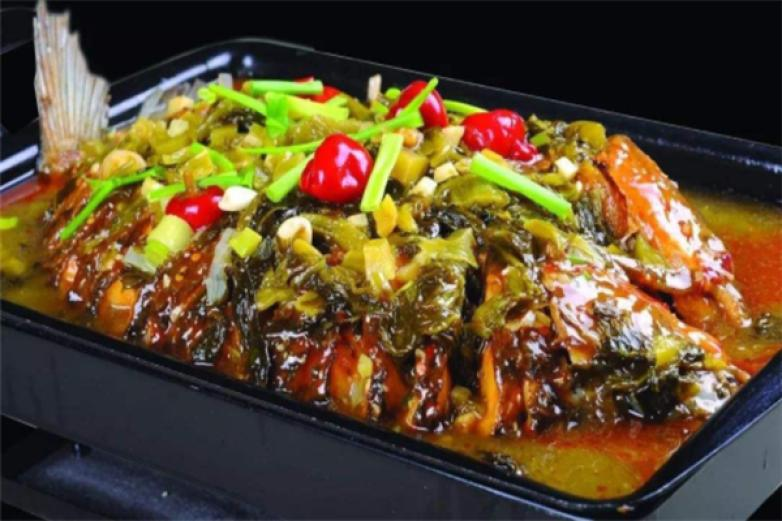 江湖烤鱼加盟