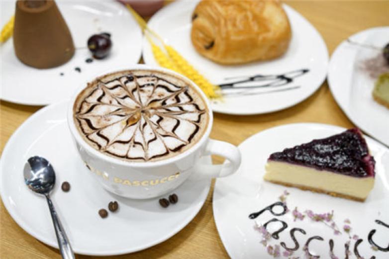 帕斯库奇咖啡加盟
