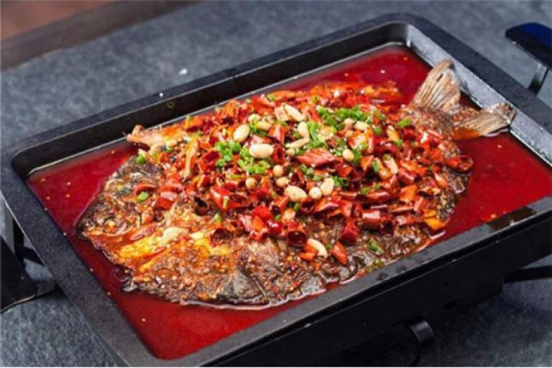 林葱烤鱼加盟