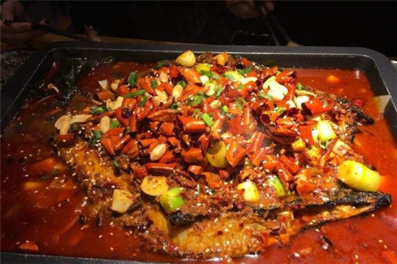 锦尚阁烤鱼加盟